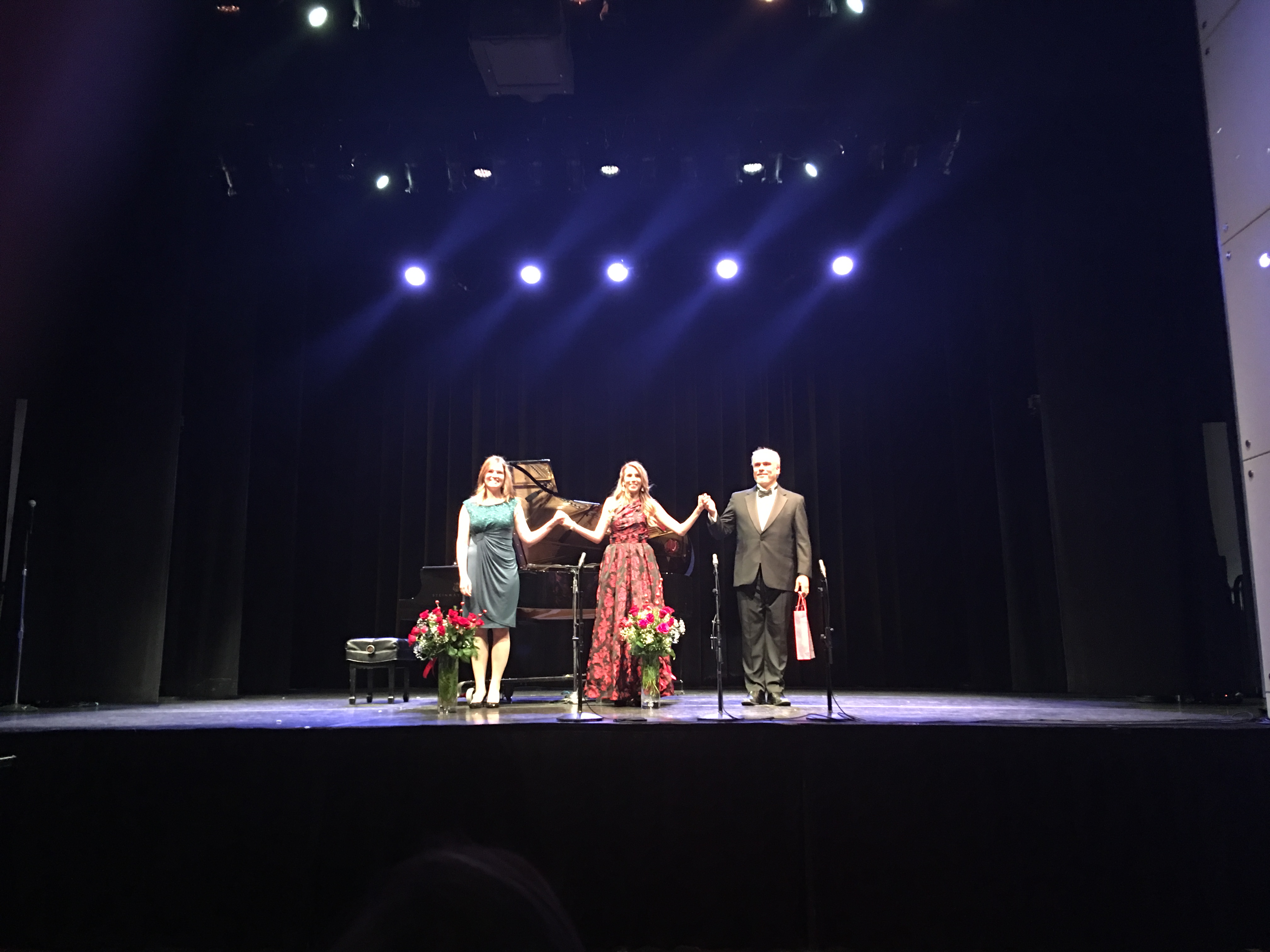 Washington D C 12th December 2017 – The Embassy of the Republic of Serbia and The John F Kennedy Center for the Performing Arts organized a concert of